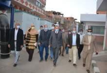 Photo of الهجان يتفقد المشروعات التنموية بـ4 مدن لدفع الأعمال وتذليل المشكلات