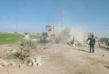 Photo of إزالة 3 حالات تعد بالبناء وإزالة مخالفات بطوخ الخيل بالمنيا