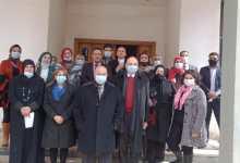 Photo of المجلس القومى للمرأة يستقبل وفدا من ممثلي مبادرة حياة كريمة