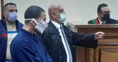 """Photo of تعرف علي تفاصيل أولى جلسات محاكمة """"سفاح الجيزة"""" فى اتهامه بقتل الطالبة نادين"""