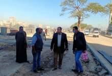 Photo of رئيس مجلس مدينة بنها يتابع أعمال تطوير كورنيش النيل لتسليمه بالموعد المحدد