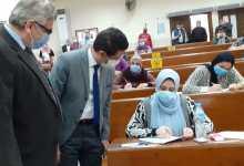 """Photo of """"الجيزاوي"""" يتفقد سير الامتحانات بلجان كلية الطب البشرى"""