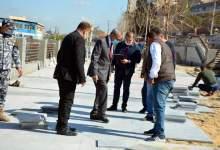 Photo of محافظ القليوبية يتفقد أعمال رصف شارع 8 ويتابع أعمال تطوير كورنيش النيل بمدينة بنها