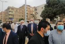 Photo of سامح عاشور يشارك في تشييع جثمان شيخ المحامين بالقليوبية ( امين هيكل)