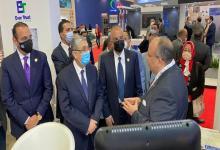 Photo of وزير الكهرباء يفتتح المعرض والمؤتمر الدولي الخامس للتكييف والتبريد