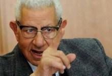 Photo of وفاة الكاتب مكرم محمد أحمد إثر أزمة صحية