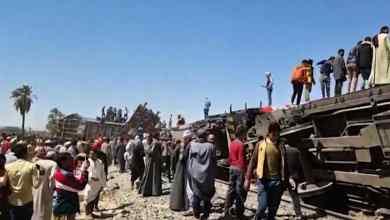 Photo of في حادث قطار طوخ… الإمارات تعرب على تضامنها مع مصر