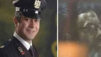 Photo of تداول صور للضابط المصري الخائن رفقة صديقه الذي تسبب في اغتياله