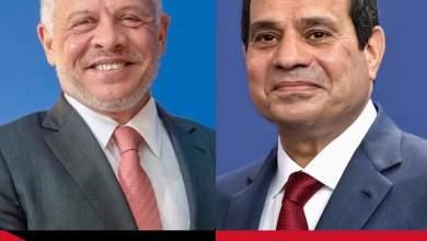 Photo of الرئيس السيسي يؤكد تضامن مصر التام حكومة وشعباً مع الأردن