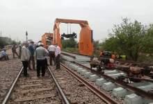Photo of عملية إحلال وتجديد قضبان قطار القليوبية بعد حادث طوخ