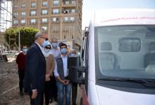 Photo of محافظة القليوبية تتسلم 2 سيارة متنقلة كمركز تكنولوجي لخدمة المواطنين