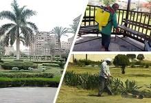 Photo of رفع درجة الإستعداد القصوى لاستقبال شم النسيم.. غلق جميع الحدائق والمتنزهات العامة بالقليوبية