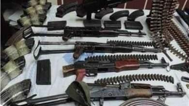 Photo of الداخلية:ضبط 170 سلاحًا ناريًا و183 قضية مخدرات وتنفيذ 82 ألف حكم قضائي
