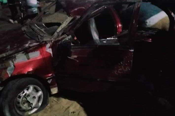 Photo of مصرع سيدة وإصابة أخرون في حادث إنقلاب سيارات زفاف عروسين بالشرقية