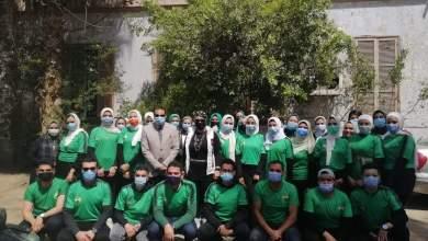 Photo of انطلاق مبادرة تحضر للأخضر بالمعهد العالي للخدمة الاجتماعية ببنها