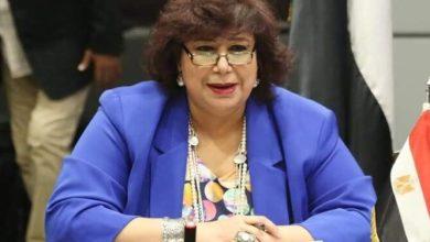 Photo of وزيرة الثقافة تبحث خطة الأنشطة الفكرية والإبداعية للفنون التشكيلية