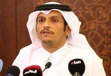Photo of وزير خارجية قطر يصل إلى مطار القاهرة لبحث التعاون وأخر التطورات في سوريا وفلسطين