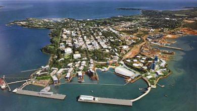 Photo of أستراليا تعيد النظر في اتفاقية تأجير ميناء داروين إلى شركة صينية