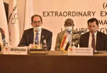 """Photo of انطلاق اجتماعات """"الأنوكا""""بمصر بحضور وزير الرياضة ورئيس الأوليمبية"""