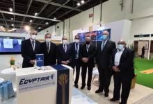 """Photo of وزير الطيران يشارك في معرض """"سوق السفر العربي"""" ATM"""