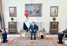 Photo of السيسي يؤكد العلاقات الاستراتيجية الراسخة بين مصر وقبرص في جميع المجالات