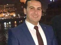 Photo of تشييع جثمان ضابط مرور القاهرة من مسجد العليمى بطوخ