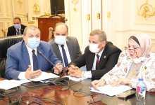 Photo of سعفان يحضر اجتماع لجنة القوى العاملة بالبرلمان لمناقشة موازنة الوزارة