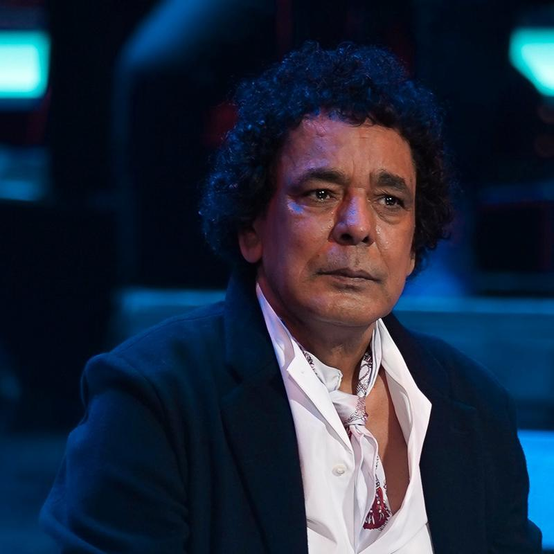 """محمد منير في أول تعليق على أغنية «ضالين» في الاختيار2: """"إحنا مالناش غير البلد"""""""