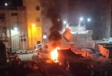 Photo of اندلاع حريق داخل مجلس مدينة طوخ