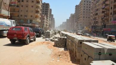 "Photo of ""الهجان"" يتابع إزالة مخالفات المتغيرات المكانية ورصف مدخل مدينة قليوب وأعمال النظافة والتطوير بشبرا الخيمة"