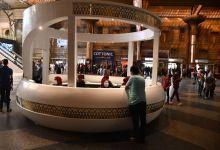 """Photo of """"السكة الحديد"""": تطوير مكتب استعلامات محطة القاهرة للتواصل مع الركاب"""