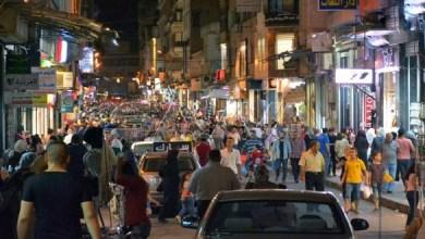 Photo of صورة لشارع بمدينة حمص تتصدر مواقع التواصل الاجتماعي
