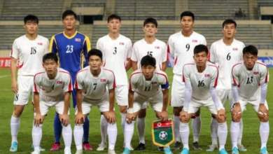 Photo of كوريا الشمالية تنسحب من تصفيات كأس العالم