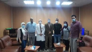 Photo of مستشفى الصحة النفسية ببنها تدفع بفرق للدفع النفسي بمستشفيات العزل بكورونا