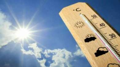 Photo of الأرصاد: غداً..طقس شديد الحرارة نهارا لطيف ليلا على معظم الأنحاء