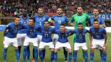 "Photo of الليلة ..إيطاليا والنمسا  في دور الـ16 لـ""يورو 2020″"