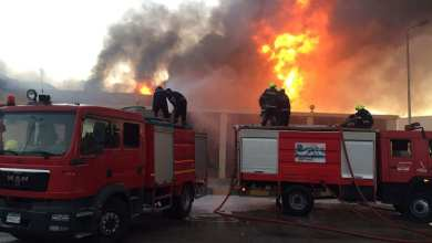 Photo of القليوبية تشهد حريقين في العبور والخصوص..  والنيابة تتولى التحقيق