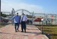 Photo of محافظ القليوبية يتابع سير العمل فى مشروعات مدينة بنها