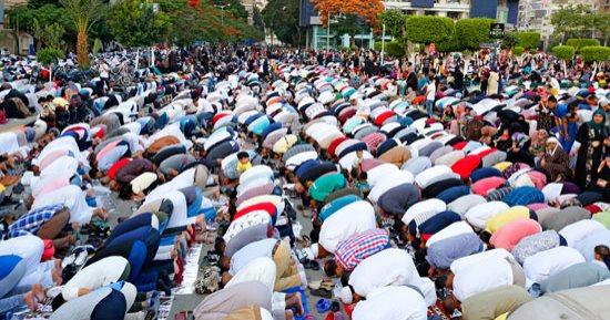 الأوقاف: إقامة صلاة عيد الأضحى بجميع المساجد المقام بها الجمعة فقط
