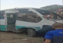 Photo of الصحة: وفاة مواطنين وإصابة 6 آخرين في حادث قطار حلوان