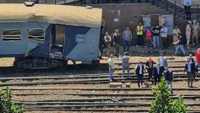 Photo of الصحة: إصابة 40 مواطناً في حادث قطار الإسكندرية