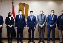 Photo of صبحي يفتتح الاجتماع الأول لوزراء الشباب والرياضة في الكوميسا