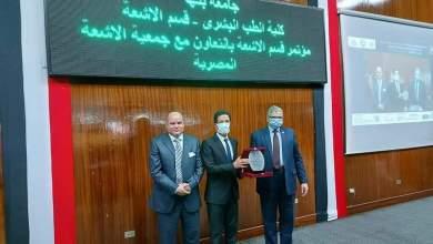 Photo of الجيزاوي: حريصون على دعم وتحسين مخرجات البحث العلمي وربطها بالصناعة