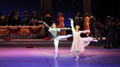 Photo of عرض باليه روميو وجولييت على المسرح الكبير بالأوبرا