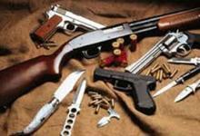 Photo of مباحث طوخ تضبط 4 عاطلين بحوزتهم سلاح نارى