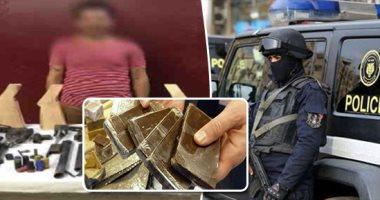 Photo of حبس 34 تاجر مخدرات وسلاح بعد ضبهم في حملة أمنية بطوخ
