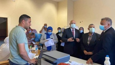 Photo of لليوم الثاني للفرق المتنقلة: تطعيم ٦٠٢ من منتسبي جامعة بنها بلقاح كورونا