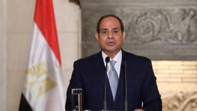 Photo of السيسي : مصر أكثر الدول جفافا في العالم