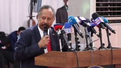 بالفيديو حمدوك يشيد بجهود وأدوار المملكة في الوصول لإتفاق السلام