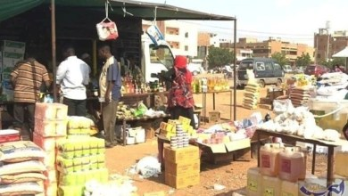 السودان: إغلاق جزئي لسوق كبير بسبب تفشي كورونا